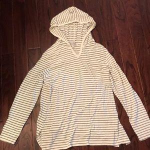 Karen Kane Tops - Striped Karen Kane Long-Sleeved Too